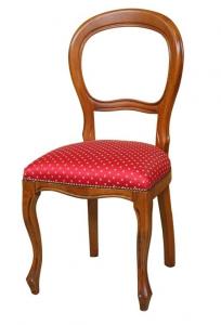 Klassischer Stuhl Louis Philippe stark