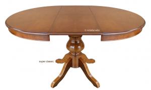 Runder Tisch Louis Philippe 110 cm