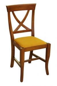Chaise rembourrée de repas