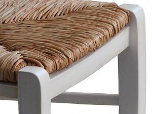 Chaise de cuisine en bois massif