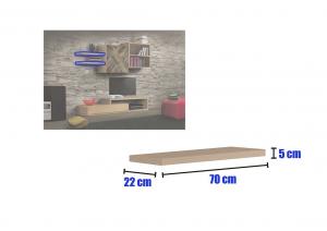 Wohnwand aus Holz My Tetris Nr. 16