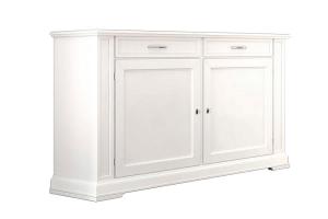 Grand meuble buffet 2 portes classique