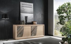 Design Sideboard 4 Türen