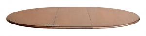 Runder Tisch Zentralfuß 110 cm Stub