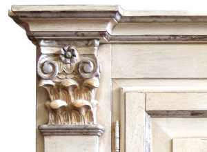Antiker Schrank - Einzelstuck