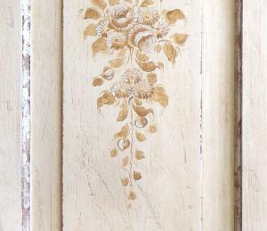 Armoire haut artisanat - Pièce unique