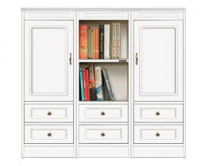 Möbel modular klassisch modern - Kollektion Compos