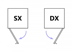 Möbel 2 Türen - Kollektion Compos