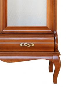 Möbel Vitrine mit Füße Chich