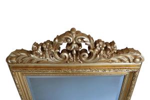 Spiegel mit Goldblatt Gran Gala