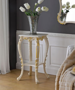 Petite table support plante
