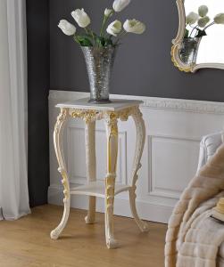 Stehtisch für Blumenvase oder Lampe
