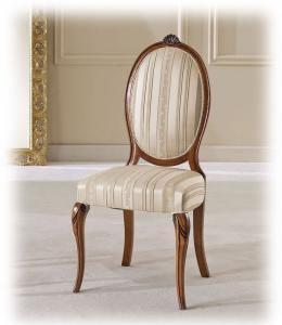 Ovaler Stuhl klassisch