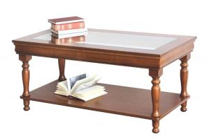 Rechteckiger Tisch Louis Philippe