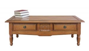 Table basse rectangulaire Lebois