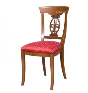 Chaise de salle à manger en bois Light Style