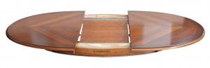 Table ovale prolongeable 160-210 cm