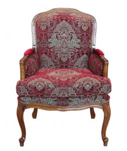 Klassischer Sessel mit Kissen Damasco Plus