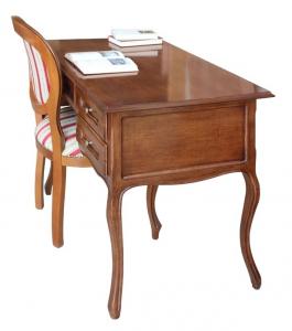 Schreibtisch mit Schubladen Breite 100 cm