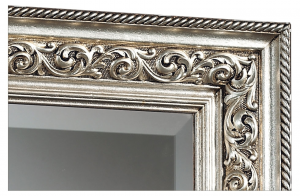 Spiegel Silberrahmen oder gold