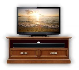 TV-Möbel Soundbar 2 Schubkästen