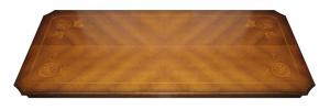 Rechteckiger Tisch Master H 78.5 cm