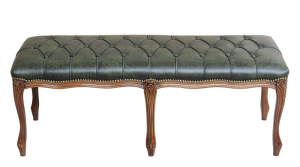 Polster-Sitzbank Chesterfield Style