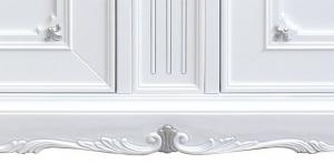 Klassische Anrichte Silver 186 cm