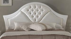 Bett mit Polsterung 2 Schlafplätze