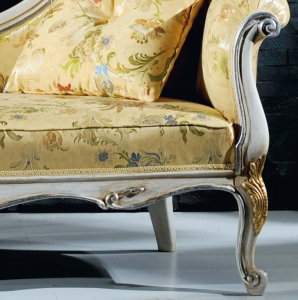 Dormeuse Golden Luxury