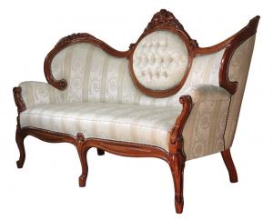 Sofa 3 Sitzplätze Supreme Klassisch