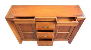 Buffetschrank mit Schubladen und Türen