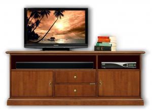 TV-Lowboard Soundbar glatt