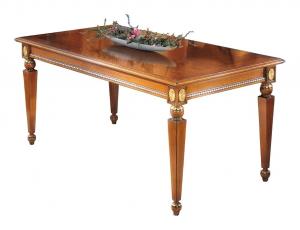 Tisch rechteckig fest Top Class 140 oder 170 x 90 cm