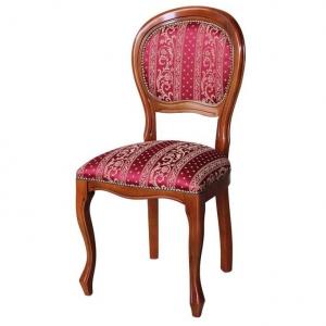Gepolsterter Stuhl Louis Philippe
