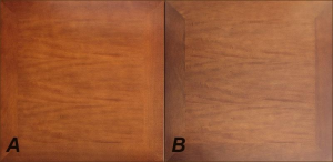 Quadratischer Esstisch cm 80 x 80 als Buch