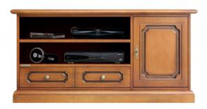Meuble TV Hi-Fi Confort