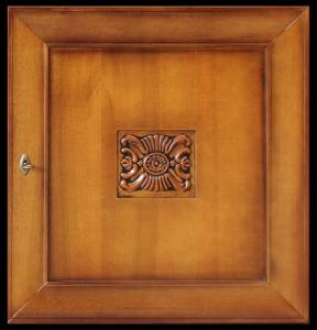 Meuble Buffet classique sculpté 2 portes