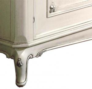 Sideboard Blattsilber Classic Exklusive