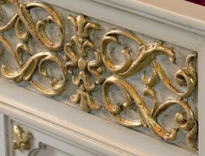 Buffet sculpté Classic Gold