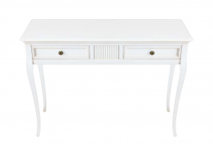 Table console 2 tiroirs