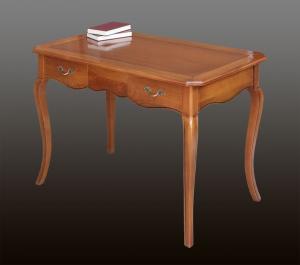Schreibtisch Massivholz Kirschbaum