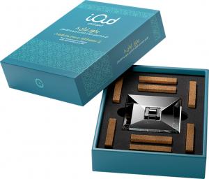 Incenso iOud Olibano Confezione 8 Stick Vaniglia Agrumi e Patchouli