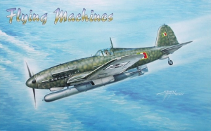 Fiat G. 55 S - Torpedo