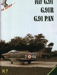 FIAT G. 91R/ PAN