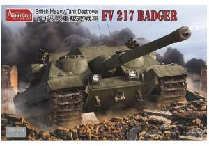FV217 Badger