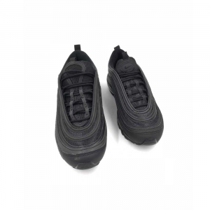 Nike Air Max 97 Total Black Unisex GS