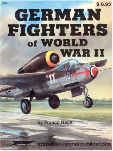German Fighters of World War II