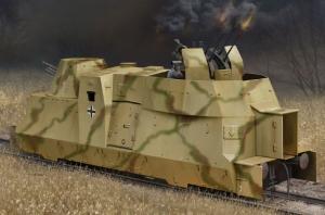 German Kanonen und Flakwagen of BP42