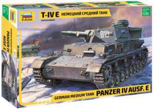 German Panzerkampfwagen IV (PzKpfw IV)